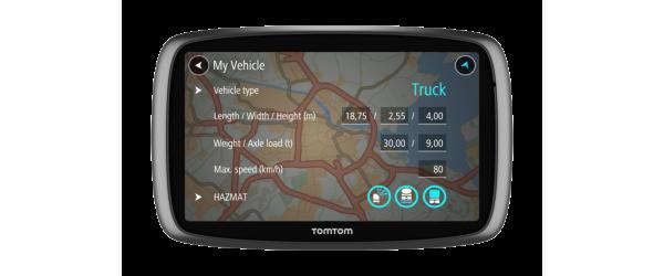Repuestos GPS